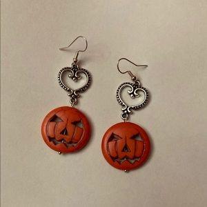 Handmade Halloween earrings